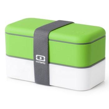 Ланч-бокс MB Original | зеленый/белый