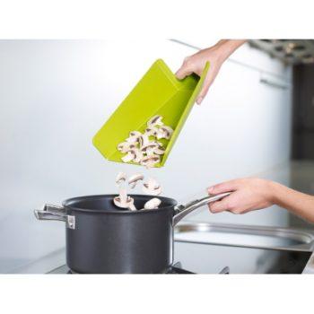 Доска разделочная Chop2pot Plus средняя | зеленая