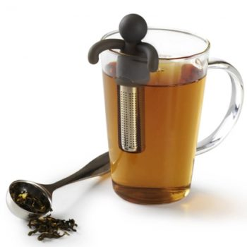 Ёмкость для заваривания чая Buddy | черная
