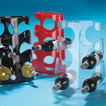 Подставка для винных бутылок Grapevine | прозрачная