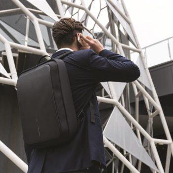 Деловой рюкзак Xd Design Bobby Bizz | черный