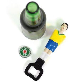 Открыватель для бутылок Football | желтый