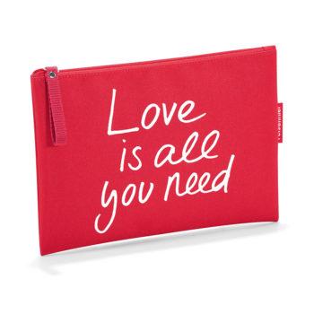 Косметичка Case 1 Love Is All You Need | красный