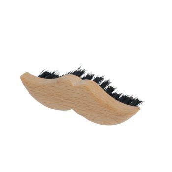 Расчёска для бороды Moustache |  натуральное дерево