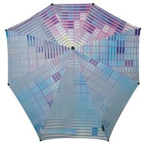 Зонт-автомат Senz° Automatic Blurring Future | разноцветный