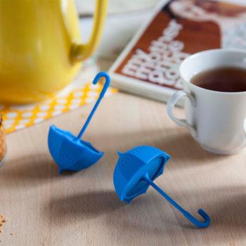 Ёмкость заварочная Umbrella | голубой