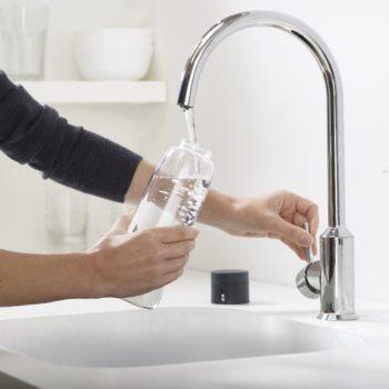 Бутылка для воды Dot™ 600мл | серая