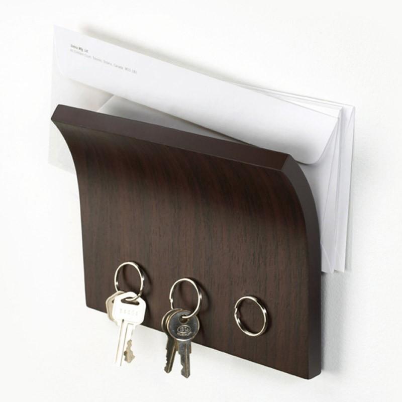 Держатель для ключей и писем magnetter | эспрессо