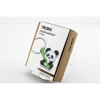 Брелок для ключей Troika Bamboo Panda