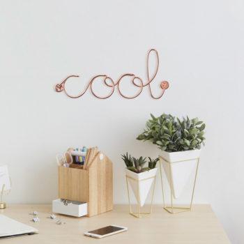 Декор для стен Cool   медь
