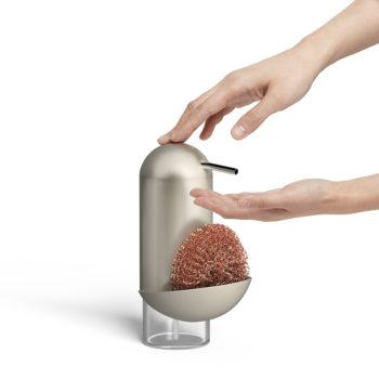 Диспенсер для мыла Penguin | никель