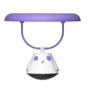 Емкость для заваривания чая с крышкой Birdie Swing | фиолетовый