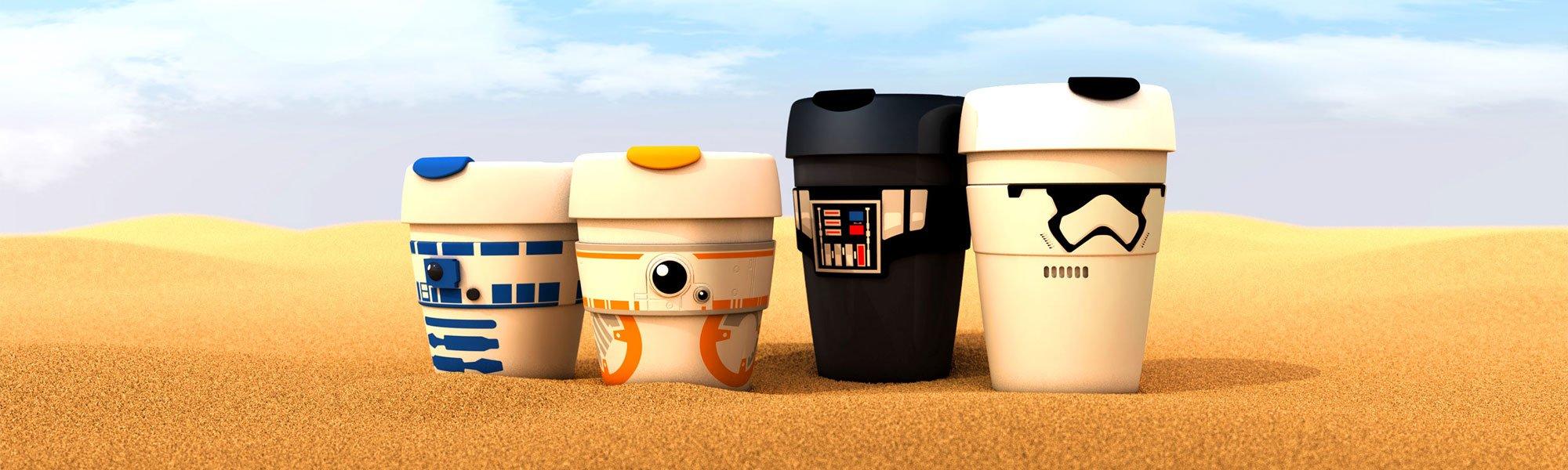 Кружка keepcup brew starwars stormtrooper 340 мл