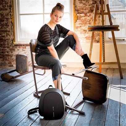 Рюкзак xd design bobby elle | черный