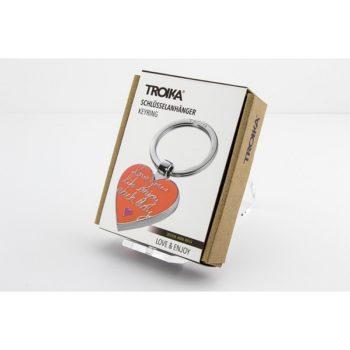 Брелок для ключей Troika Love&enjoy