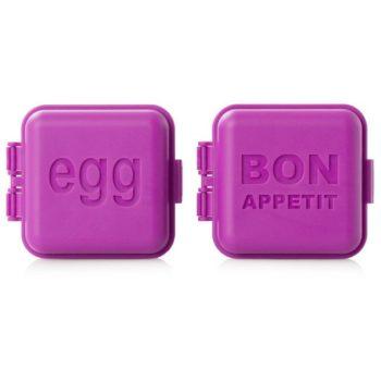 Пресс-формы для яйца 2 шт. | фуксия