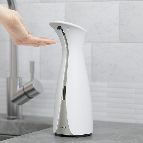 Диспенсер для мыла сенсорный otto   белый (Копировать)
